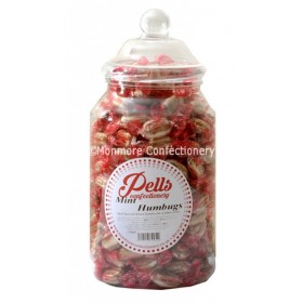 MINT HUMBUGS JAR (PELLS) 1.75KG
