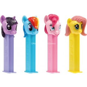 PEZ MY LITTLE PONY (PEZ CANDY) 12 COUNT