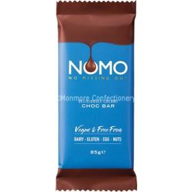 Nomo Creamy Vegan Chocolate Bar 12 x 85g