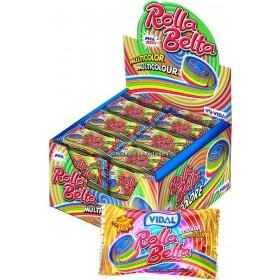 Rainbow Rolla Belta (Vidal) 24 Count