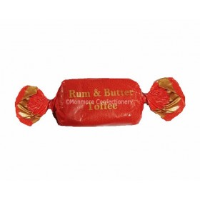 Rum & Butter Toffee 3kg (Candy Co)