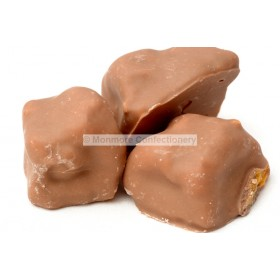 CHOCOLATE FLAVOURED CINDER TOFFEE (SHOEBURY) 3KG
