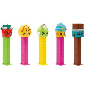 Pez Shopkins (Pez Candy) 12 Count