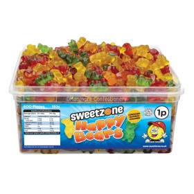 Teddy bears (Sweetzone) 600 count