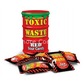 TOXIC WASTE RED DRUM 42G (TOXIC) 12 COUNT