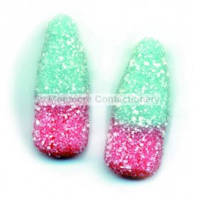 MEDIUM FIZZY BUBBLEGUM BOTTLES (VIDAL) 3KG