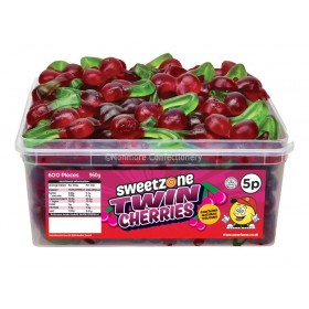 Twin Cherries (Sweetzone) 120 Count