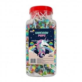 Posh Unicorn Lollipops (Posh) 200 Count Jar