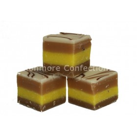 VANILLA SLICE FUDGE & CUSTARD NOUGAT (FUDGE FACTORY) 2KG