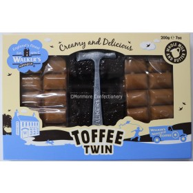 TWIN TOFFEE HAMMER PACK (WALKERS NONSUCH) 200G