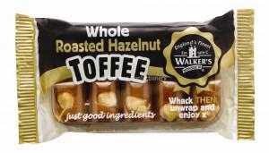 hazelnut toffee 100g