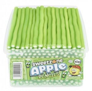 Apple Pencils (Sweetzone) 100 Count
