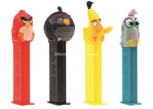 Pez Angry Birds (Pez Candy) 12 Count