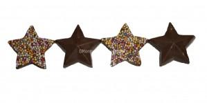 CHOCOLATE FLAVOUR STARZ (ALMA) 120 COUNT