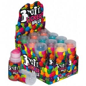 Brain Licker Balls 60ml (Hannahs) 12 Count