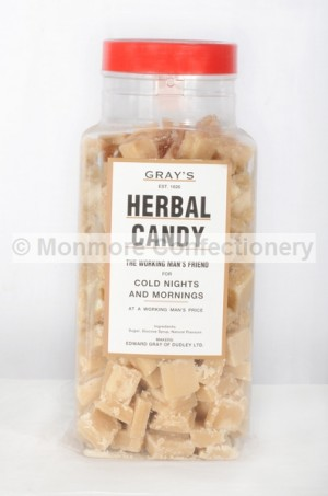 HERBAL CANDY (GRAYS) 2.72kg
