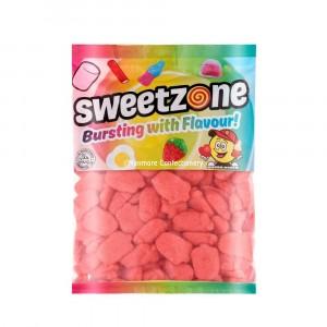 Fizzy Foam Strawberries (Sweetzone) 1kg