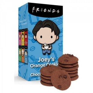 FRIENDS JOEY'S ORANGE COOKIES WITH CHOCOLATE CHUNKS 150G