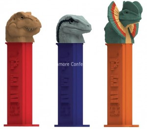 Pez Jurassic World (Pez Candy) 12 Count
