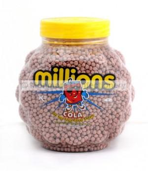 COLA FLAVOUR (MILLIONS) 2.27KG FULL JAR