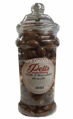 pells milk chocolate brazil nuts