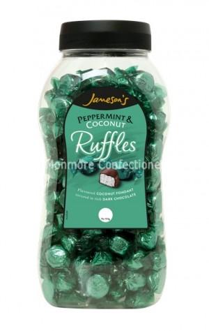 Peppermint Ruffles Jar (Jamesons) 1.5kg