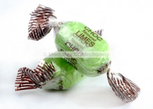 CHOCOLATE LIMES (STOCKLEYS) 3KG
