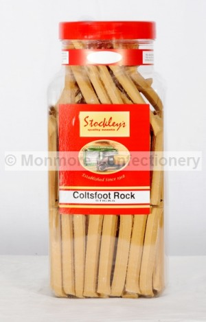 COLTSFOOT ROCK STICKS (STOCKLEYS) 180 COUNT