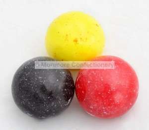 BABY USA COLOURED GOBSTOPPERS (WALKERS CHOCOLATES) 3KG
