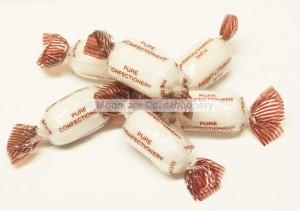 CHOCOLATE FLAVOUR MINTS (TILLEYS) 3KG