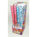 Kandy Kandy Strawberry & Bubblegum Tall Twister Lollies 24 x 80g