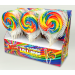 Kandy Kandy Swirly Round Lollies 24 x 80g