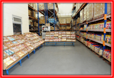 Wholesale Sweets, Retro Sweets, Cash and Carry Sweets, Pick N Mix Sweets - Monmore Confectionery