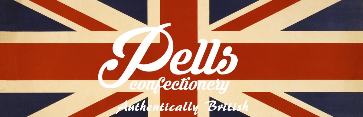 Pells British Logo Banner