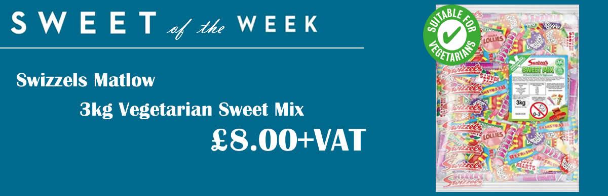 veggie sweet mix offer