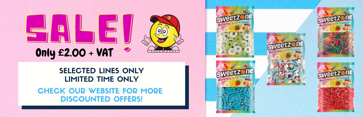 Link To Sweetzone 1kg Sale Lines